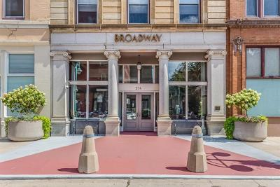Milwaukee County Condo/Townhouse For Sale: 234 N Broadway #401