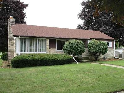Milwaukee County Single Family Home For Sale: 1401 Manistique Ave