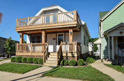Milwaukee Single Family Home For Sale: 233 S 73rd St