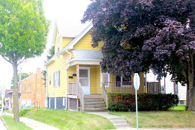 Milwaukee County Two Family Home For Sale: 1700 S 70th St