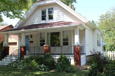 Single Family Home For Sale: 7710 Eagle St