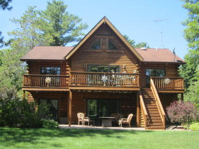 Marinette Single Family Home For Sale: N6244 State Highway 180