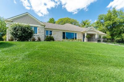 Waukesha County Single Family Home Active Contingent With Offer: 1645 Greenway Ter