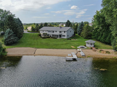 Mukwonago Single Family Home For Sale: W248s10980 Center Dr