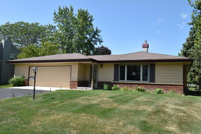 Racine County Single Family Home For Sale: 5630 N Meadows Dr