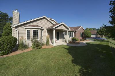 Greenfield Condo/Townhouse Active Contingent With Offer: 5128 S Hidden Dr