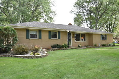 Muskego Single Family Home For Sale: S66w13775 Hemming Way
