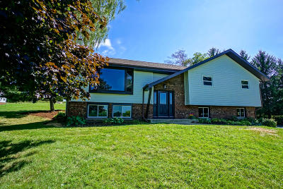Sussex Single Family Home Active Contingent With Offer: W263n6314 Ridge Dr