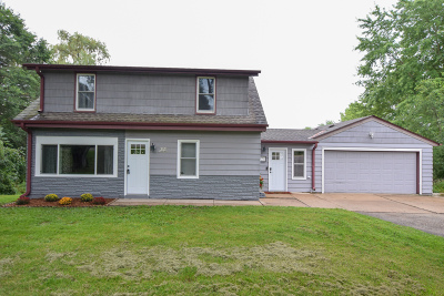 Waukesha Single Family Home Active Contingent With Offer: W256s6840 Ridge Rd