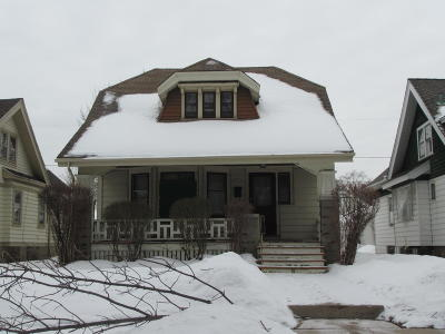 Single Family Home For Sale: 2853 N 38th St