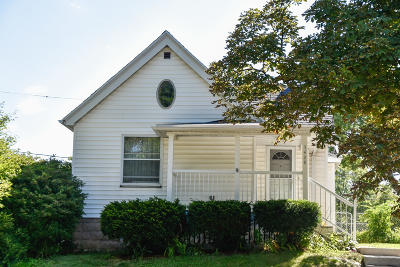 Single Family Home Active Contingent With Offer: 3428 S Quincy Ave