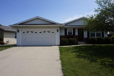 Kenosha Single Family Home Active Contingent With Offer: 1627 17th Ave