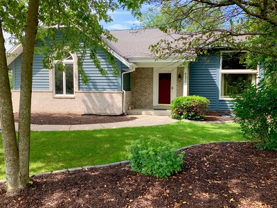 Milwaukee County Single Family Home For Sale: 4880 W Hunting Park Dr
