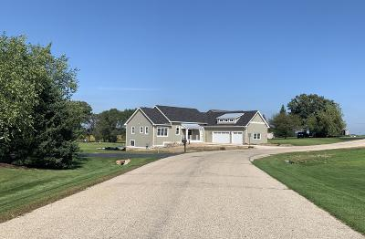 Elkhorn WI Single Family Home For Sale: $525,000