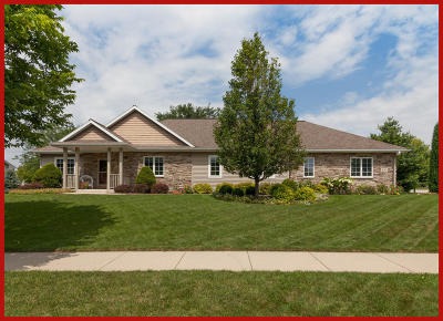 Lake Mills Single Family Home For Sale: 155 Pinnacle Dr