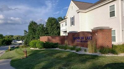 West Bend Condo/Townhouse For Sale: 2030 Rainbow Lake Ln #321