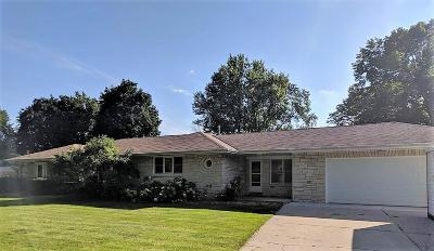 West Allis Single Family Home For Sale: 3021 S Waukesha Rd