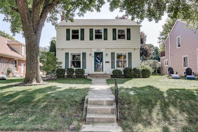 Milwaukee County Single Family Home For Sale: 2828 N 91st St