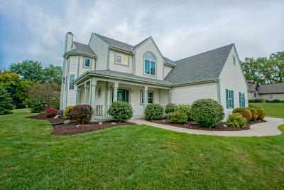Sussex Single Family Home For Sale: W233n6767 Candlewick Dr