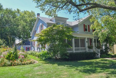 Watertown Single Family Home For Sale: 611 Clyman St