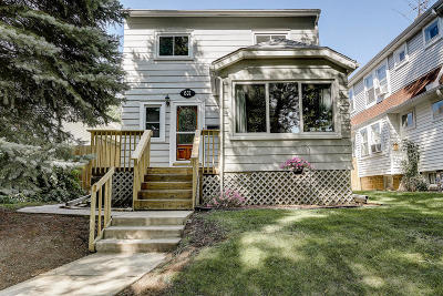 Milwaukee, Waukesha, Wauwatosa, Menomonee Falls, New Berlin, Butler, Pewaukee, Glendale, Bayside, Shorewood, Oak Creek, Greendale, Hales Corners, Elm Grove Single Family Home For Sale: 631 S 60th St