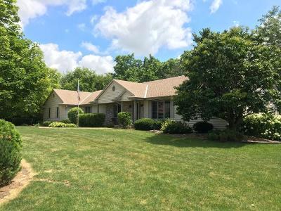 Racine County Single Family Home For Sale: 28645 Tamarack Trl