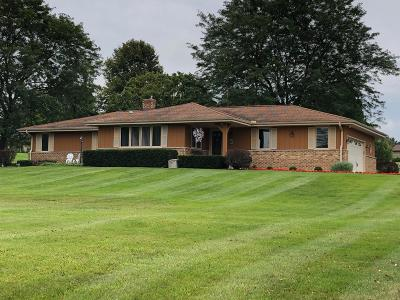 Richfield, Hubertus Single Family Home For Sale: 1897 Field Cliffe Dr