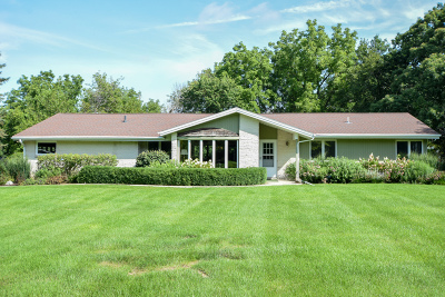 Lake Geneva Single Family Home For Sale: N2734 Skyline Dr
