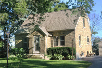 Wauwatosa Single Family Home For Sale: 11110 W Wells St