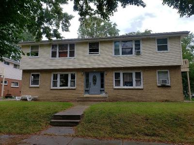 Racine County Multi Family Home For Sale: 508 Greenfield Rd
