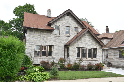 Milwaukee Single Family Home For Sale: 1918 N 54th