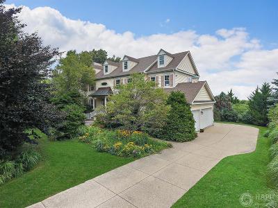 Pleasant Prairie Single Family Home For Sale: 8631 Lakeshore Dr