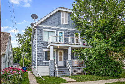 Milwaukee WI Two Family Home For Sale: $175,000