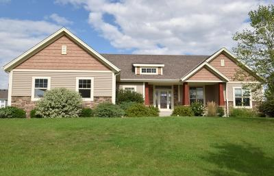 Mukwonago WI Single Family Home For Sale: $409,900