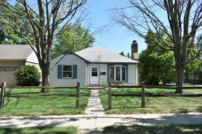 West Allis Single Family Home Active Contingent With Offer: 1356 S 107th St