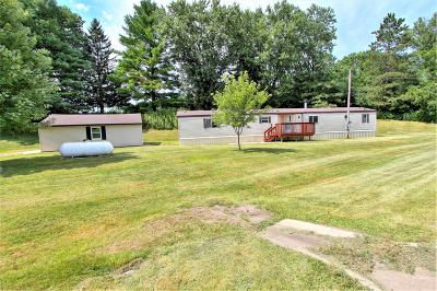 Coon Valley Single Family Home For Sale: S1215 St Hwy 162