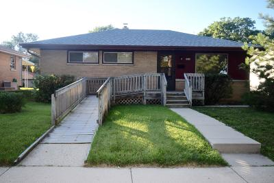 Milwaukee County Single Family Home For Sale: 7874 W Palmetto Ave