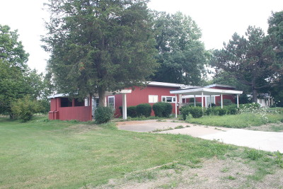 Racine County Single Family Home For Sale: 2117 Green Bay N Rd