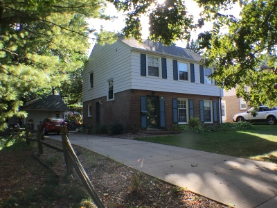 Greenfield Single Family Home Active Contingent With Offer: 4407 W Ohio Ave