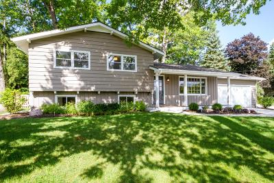 Lake Geneva Single Family Home For Sale: 318 Ridge Rd