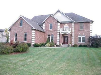 Pleasant Prairie Single Family Home For Sale: 4295 95th St