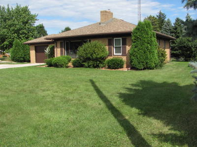 Racine County Single Family Home For Sale: 1319 N Green Bay Rd