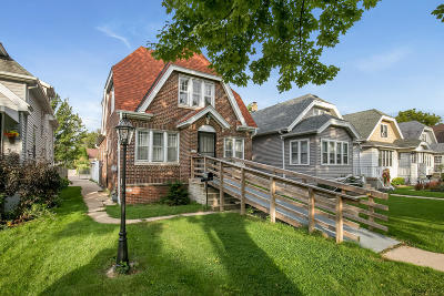West Allis Two Family Home For Sale: 1475 S 90th St