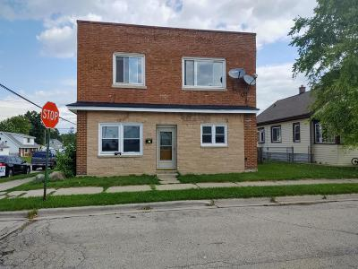South Milwaukee Two Family Home For Sale: 428 Marquette Ave