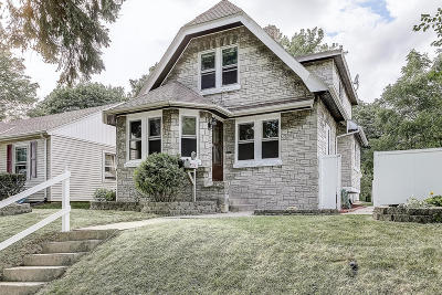 West Allis Two Family Home For Sale: 6416 W Oconto Pl #6416A