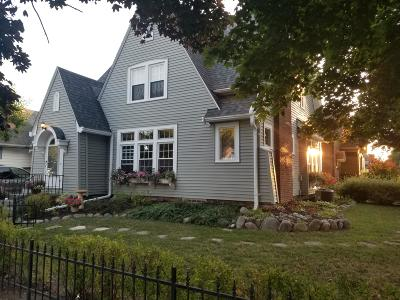 Racine County Single Family Home For Sale: 2520 Lasalle St