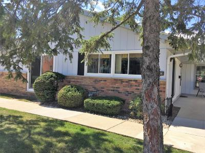 Greenfield Condo/Townhouse Active Contingent With Offer: 5330 S Woodbridge Ln