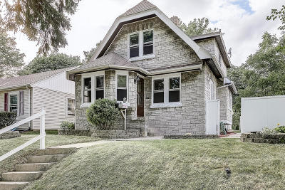 West Allis Single Family Home For Sale: 6416 W Oconto Place