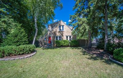 Greenfield Single Family Home Active Contingent With Offer: 2816 W Grange Ave