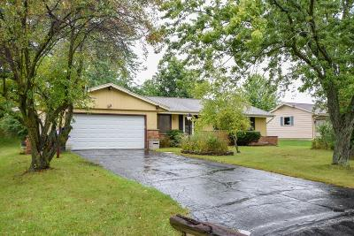 New Berlin Single Family Home For Sale: 3575 S Cottonwood Rd